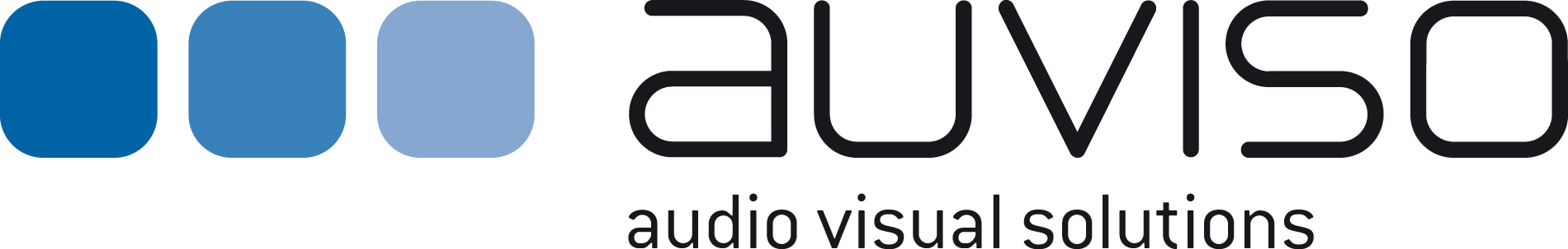 Logo auviso audio visual solutions